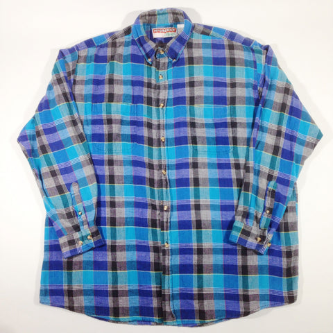McGregor Classics Flannel Button-Up