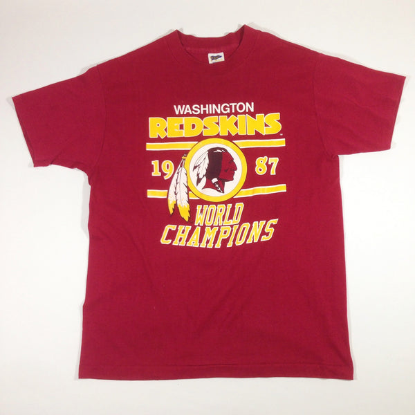 Redskins 1987 World Champs T-Shirt