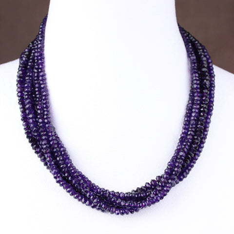 HEIRLOOM.series:   AMETHYST.18k