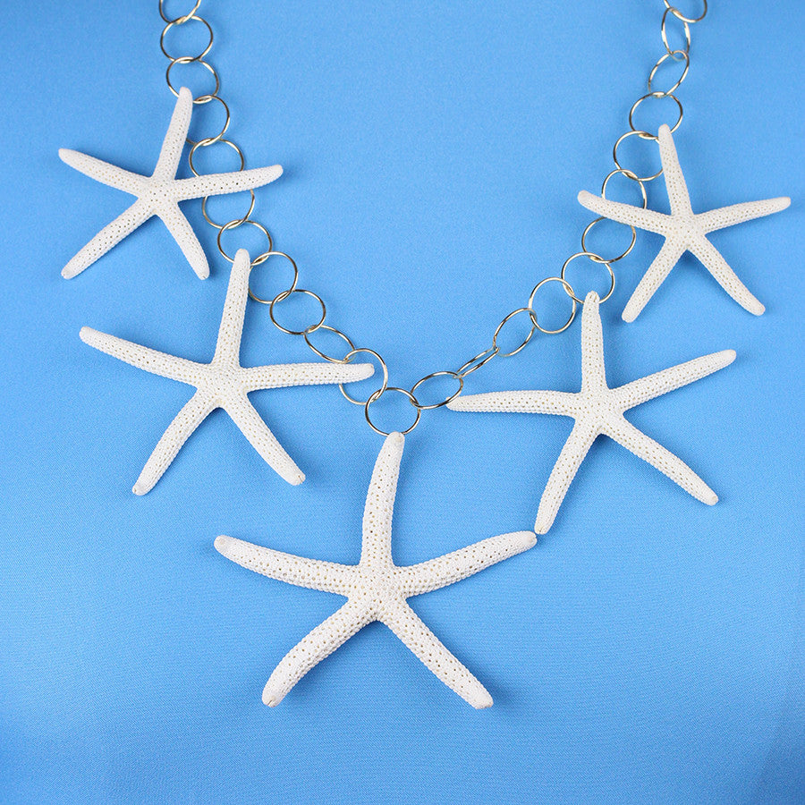 SEA.series:  STARFISH.necklace:  5.pencil