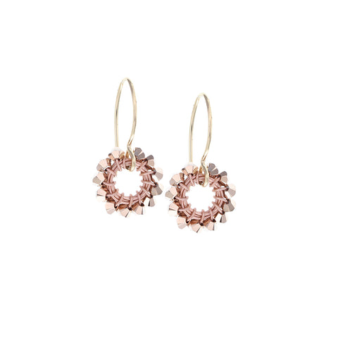 HOOP.earrings: xsmall  ROSEGOLD:  PICK a color