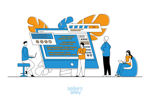 PPC agency - Sellers Alley