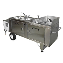 Stainless Steel Portable Sink Rentals