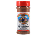 Smoky Mountain Smokers: Spicy BBQ Seasoning