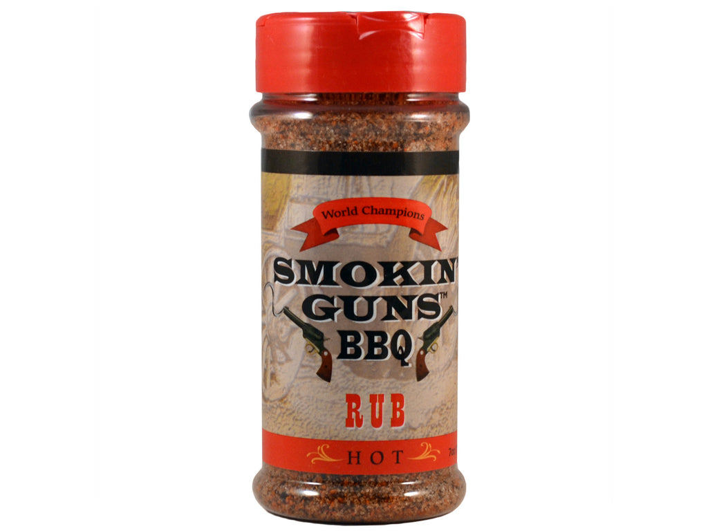 Smokin' Guns: Hot BBQ Rub