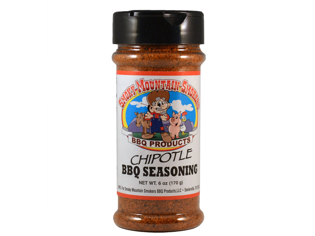 Smoky Mountain Smokers: Chipotle BBQ Seasoning
