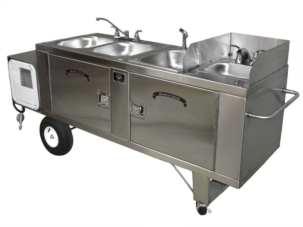 Meadow Creek: Stainless Steel Sink