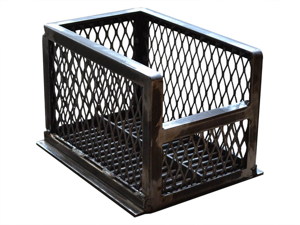 Meadow Creek: Charcoal Slide out Basket SQ Series