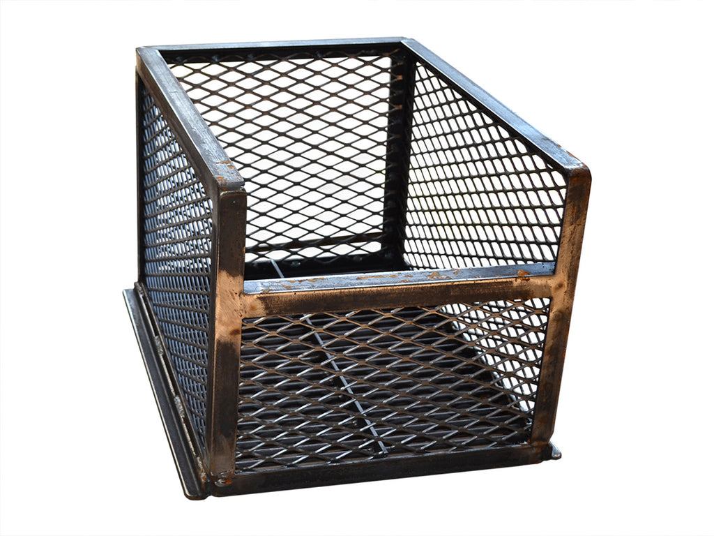 Meadow Creek Charcoal Slide out Basket TS Series