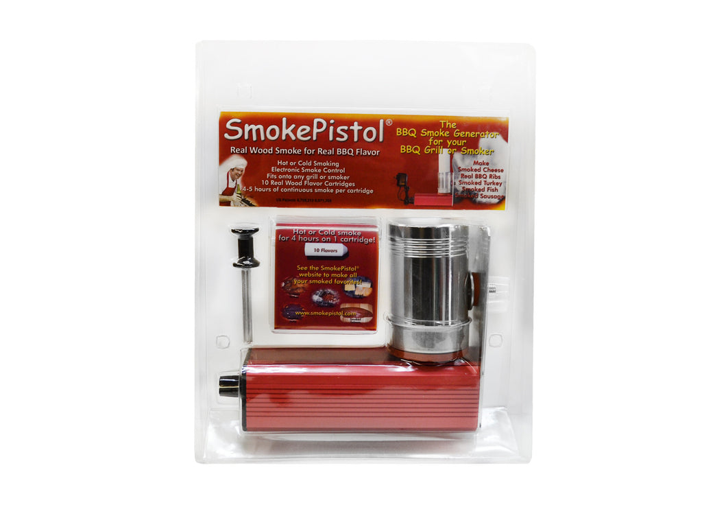 Outcooker: Smoke Pistol
