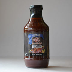 Three Little Pigs: Kansas City Competition BBQ Sauce