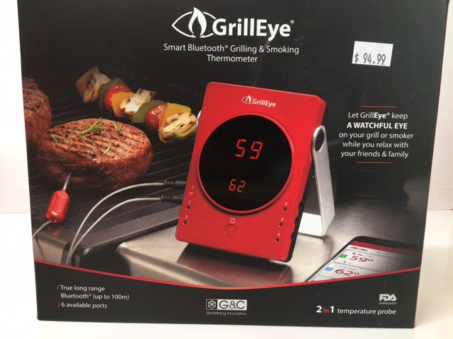 GrillEye Bluetooth Thermometer
