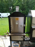 Used Pitmaker-BBQ Safe/Grill-Meister Combo