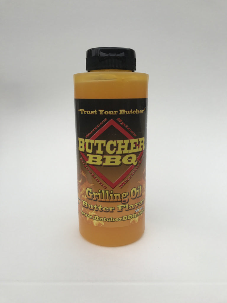 Butcher BBQ: Butter Grilling Oil