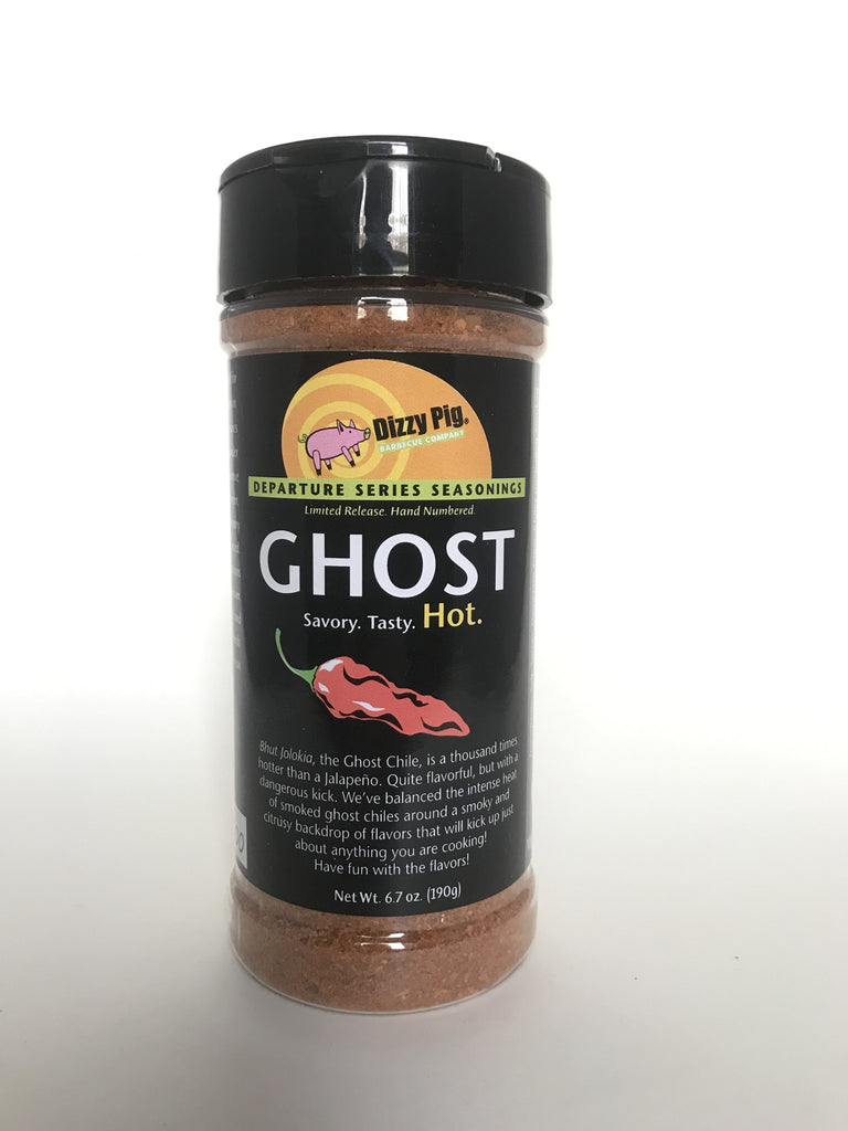 Dizzy Pig: Ghost Pepper