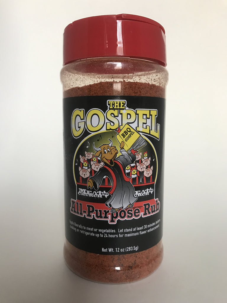 Meat Church:Gospel