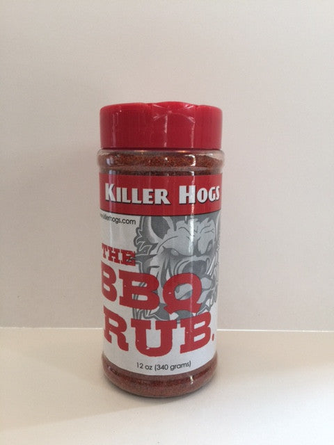 Killer Hogs: The BBQ Rub