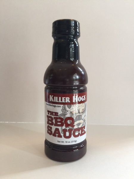 Killer Hogs The Bbq Sauce Grillbillies Barbecue Llc