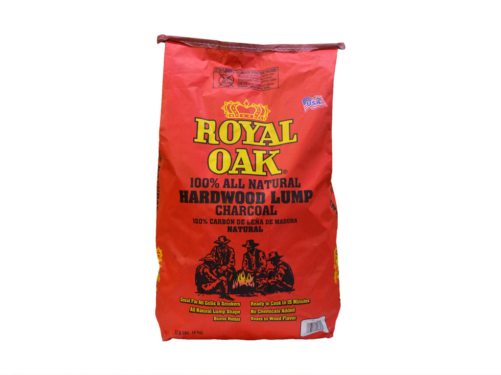 Royal Oak: Lump Charcoal