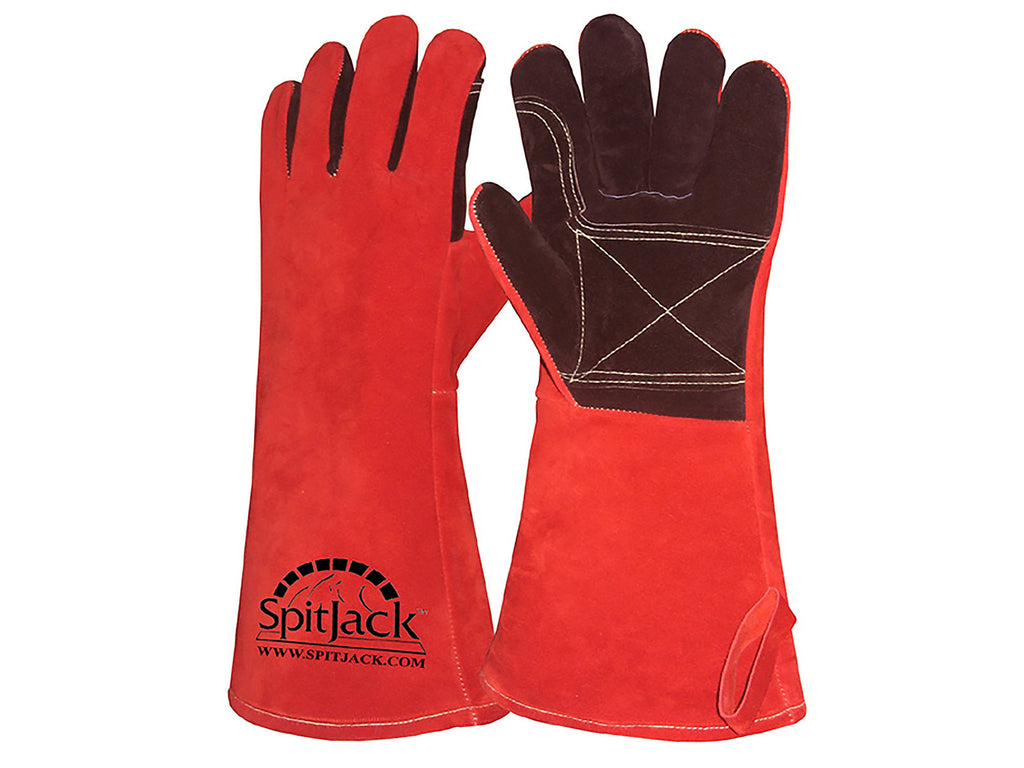 Spit Jack Deluxe Fireplace & BBQ Gloves