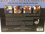 Beer Can Chicken Roaster