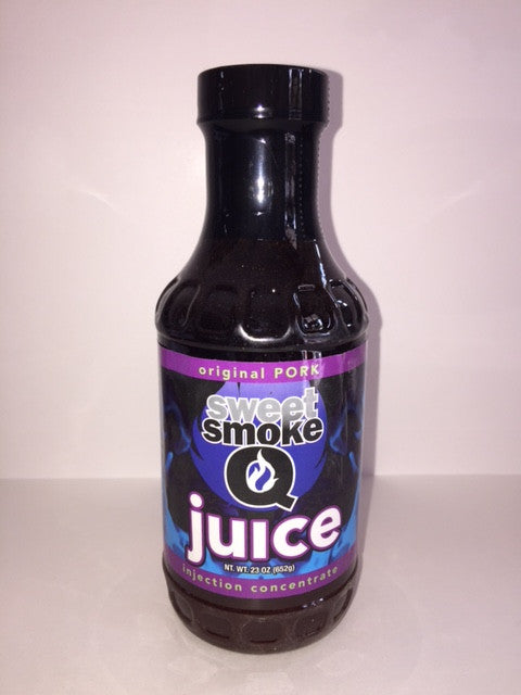 Sweet Smoke Q: Q Juice Pork