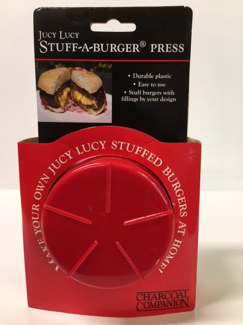 Stuff-A-Burger Press