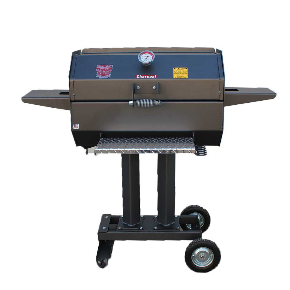 Charcoal Amp Wood Backyard Amp Trailer Bbq Grills For Sale