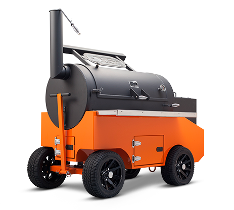 Cimarron Competition Smoker
