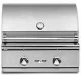"Delta Heat 26"" 2 Burner Built In Gas Outdoor Grill"