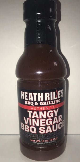 Heath Riles Tangy Vinegar BBQ Sauce