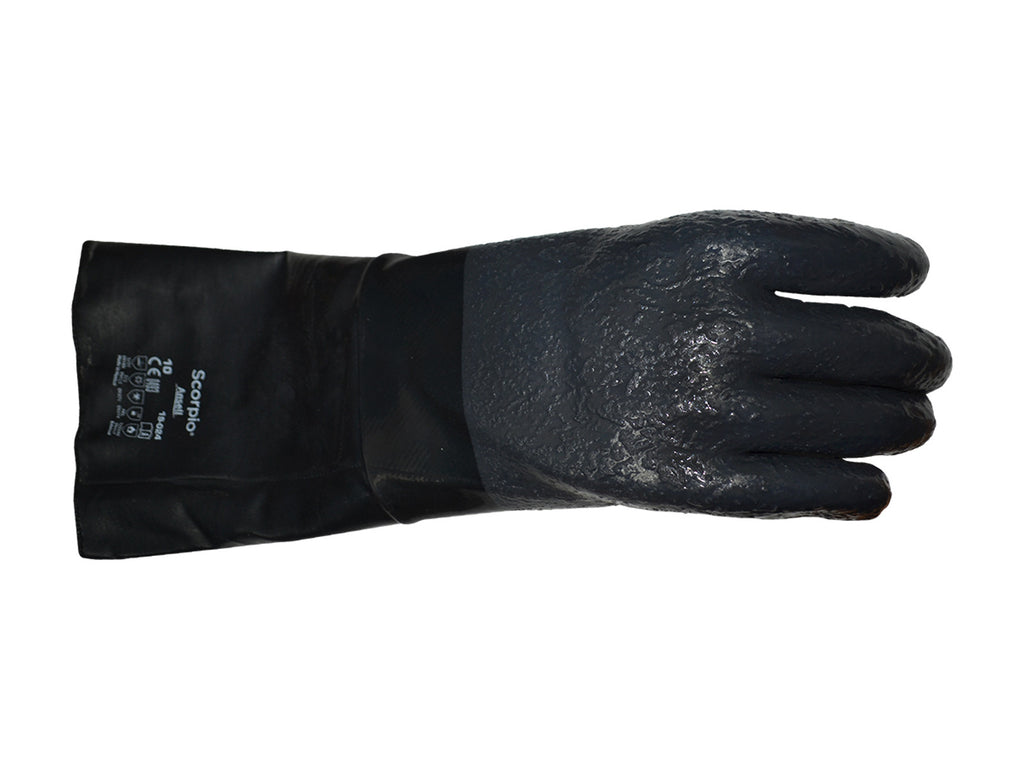Scorpio Thermaprene Gloves 18""