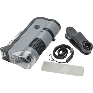 🌟HOT SALE - LED Lighted Pocket Microscope【💲50% OFF ONLY TODAY】