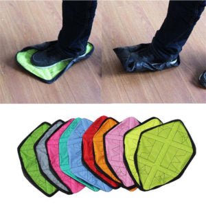Hands-Free Reausable Shoe Covers 2 pair