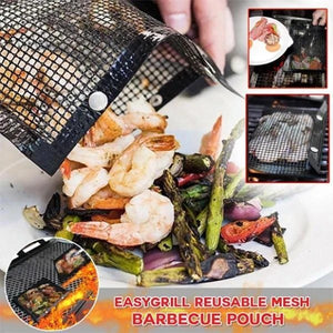 【💥50% OFF ONLY TODAY】🔥Non-Stick Mesh Grilling Bag