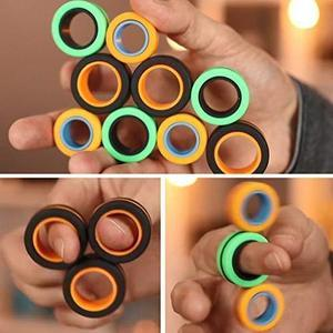 💥MAGNETIC RINGS TOYS(Two free shipping)🤩