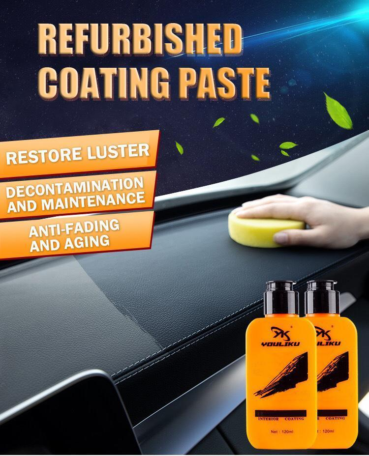 washable Refresh Aging Plastic and leather Surface(Buy 1 Get 1)