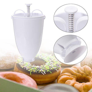 Donut Maker - Donut Recipe - Digital Weighing Scale - Fish/Meat Ball Maker