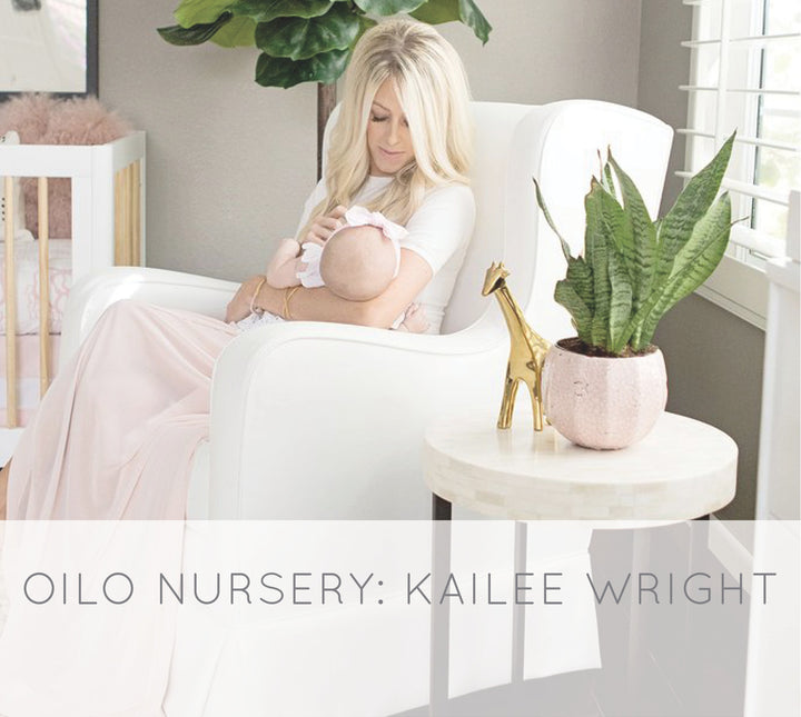 Kailee Wright Nursery Reveal
