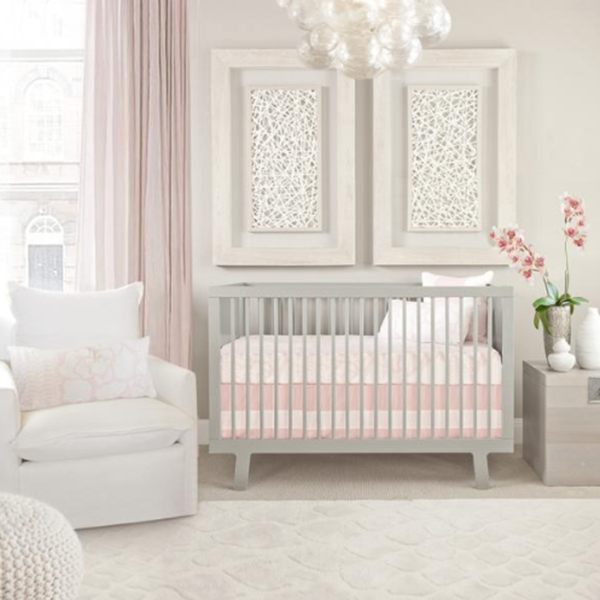 10 Blush Kid Rooms