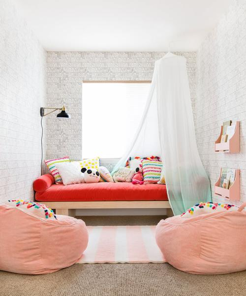 Emily Henderson's PillowFort Inspired Playroom
