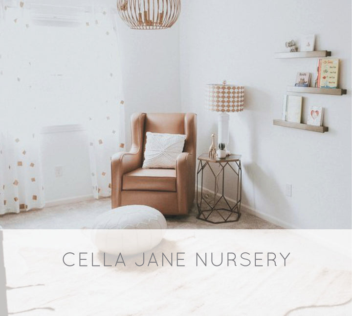 Greyson's Nursery Reveal with Becky Hillyard of Cella Jane