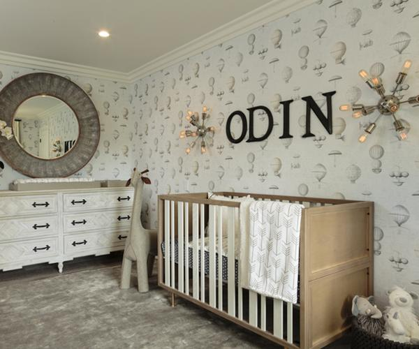 Nick Carter's Son Nursery