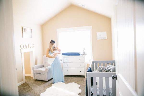 Love By Lynn Nursery- Baby Oaks