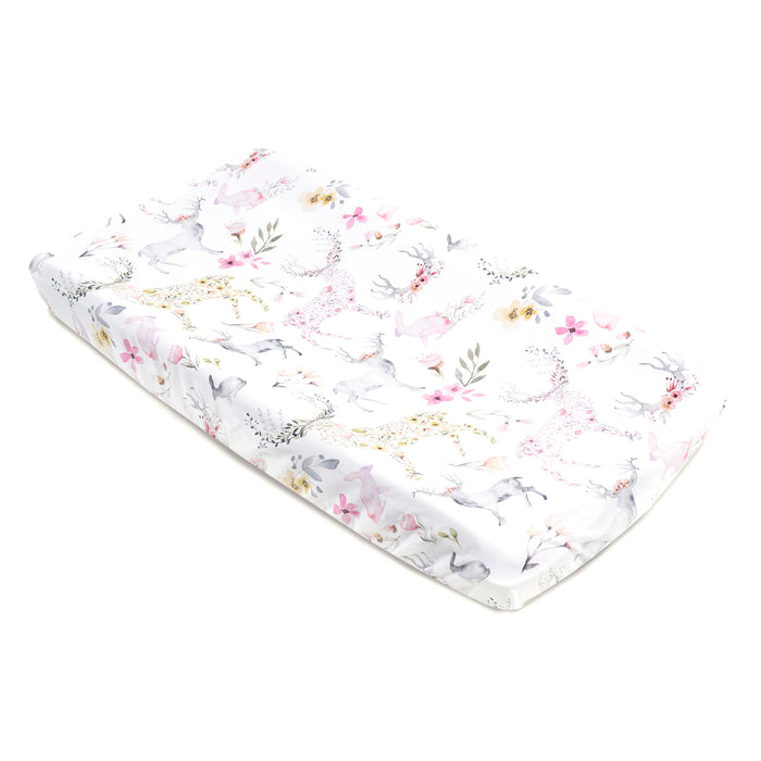 Fawn Jersey Changing Pad Cover