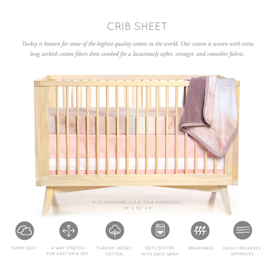 Sandstone Crib Sheet