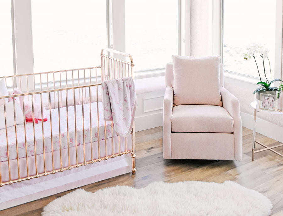 harper glider and crib
