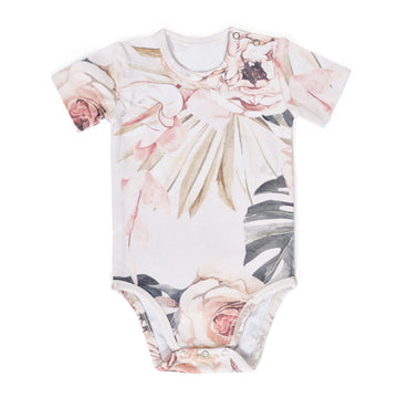 Vintage Bloom Onesie 3-6 Month