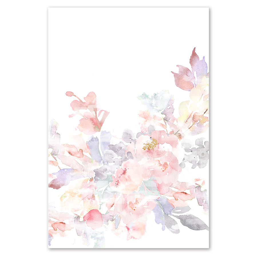 floral wall art