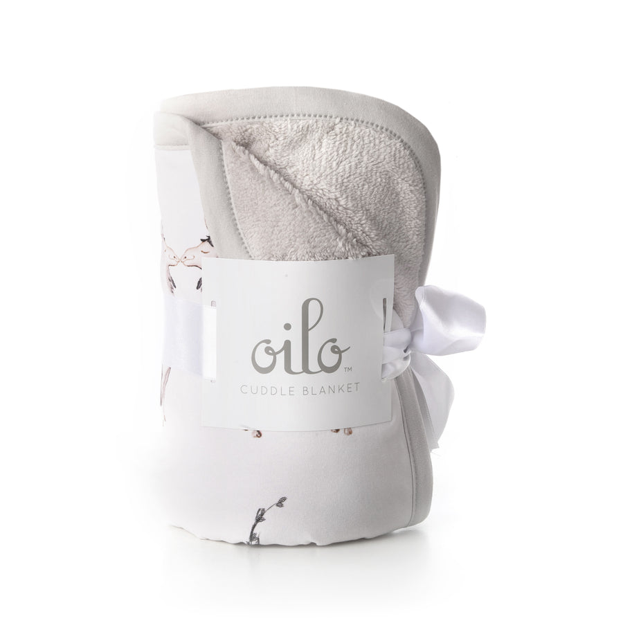 oilo blanket packaging